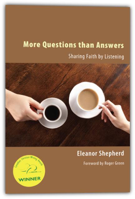 More Questions Than Answer by Christian Author Eleanor Shepherd Review