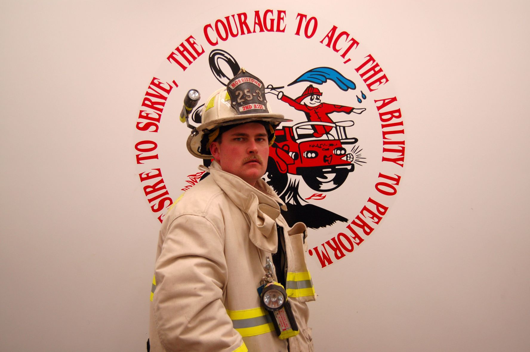 2nd Assistant Chief Dean Hoffman