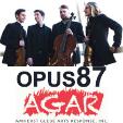 190405 OPUS87 PIANO QUARTET * AGAR Chamber Music