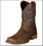 Ariat Men's Rambler Western Boots - Earth / Brown 10002317 (SKU: 10002317)