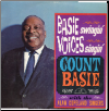 Count Basie With The Alan Copeland Singers Basie Swingin' Voices Singin' LP, Stereo, CD Options Available