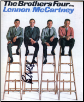 Brothers Four Sing Lennon/McCartney - A Beatles Songbook LP, CD Options Available