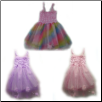 Pom Pom Fairy Princess Dress
