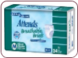 Attends DermaDry Briefs - Extra Absorbent