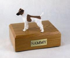 Fox Terrier, Smooth Brown White