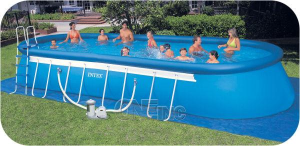 Above Ground Swimming Pools Air Mattress Inflatable Kayaks