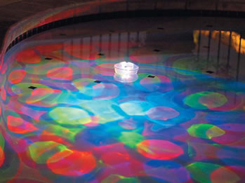 Under Water, Floating, Fountain and Light Show Pool Lights ...