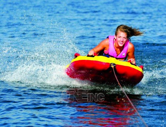 AIRHEAD Surf - Towable Deck Water Tube