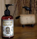 Sheep Milk Liquid Soap in Pump by Shepherds Dairy