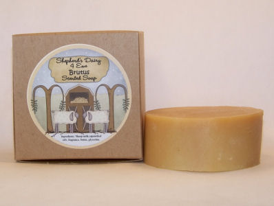 Shepherds Dairy Sheep Milk Bar Soap