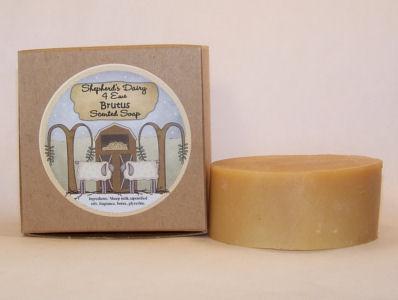 Shepherds Dairy Sheep Milk Bar Soap