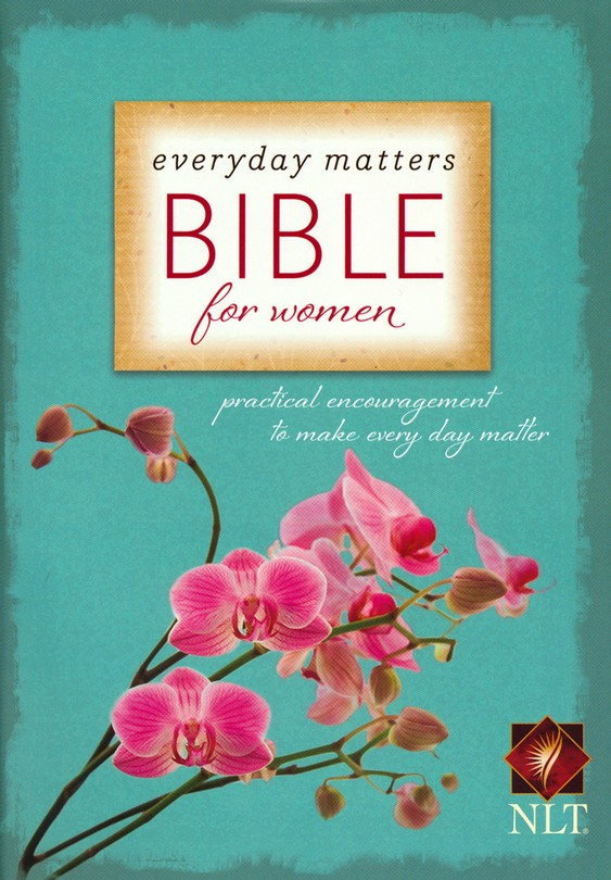 Everday Matters Bible for Women, NLT, Review