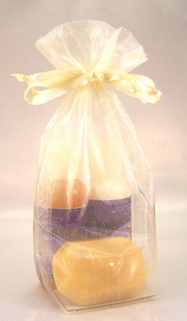 Sheep Milk Skin Care Product Gift Bags