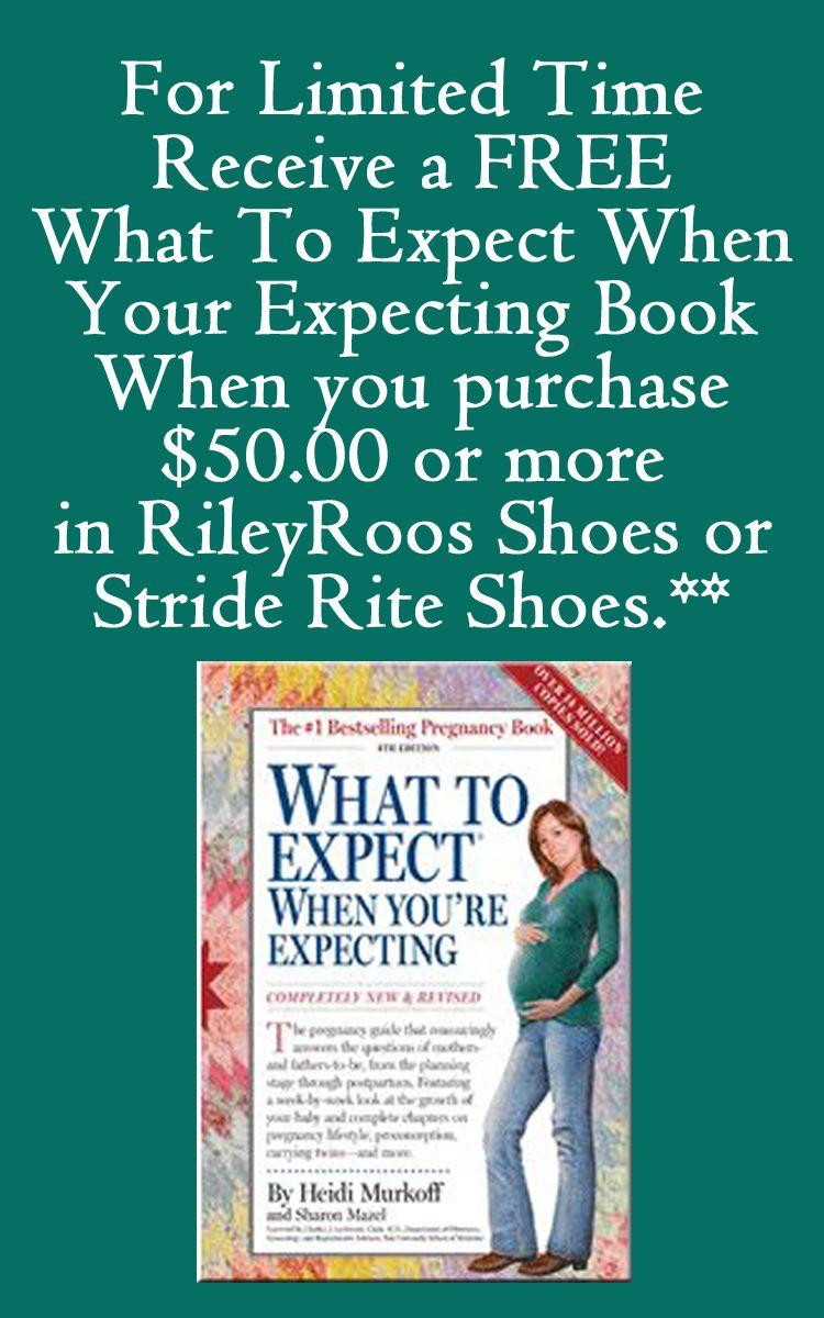Free Copy of What To Expect When You're Expecting.