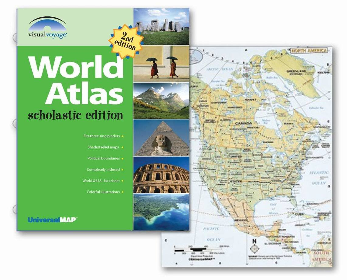 World Atlas Scholastic Edition