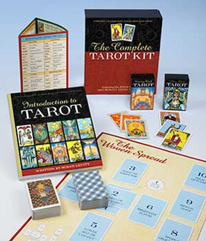Tarot Deck and Book Sets