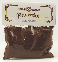 1618 Gold Powder Incense - 1 oz packages