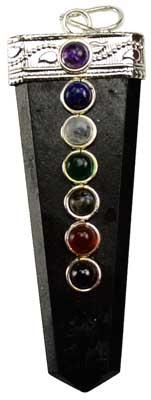 Mixed Stones Pendants
