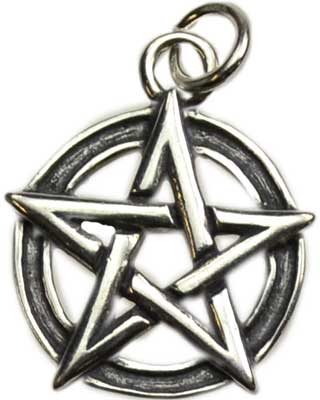 Pentacles & Pentagram Pendants