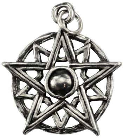 Pentacles & Pentagrams Necklaces