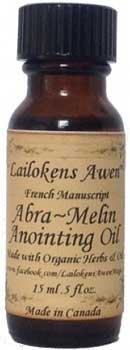 Lailokens Awen oils