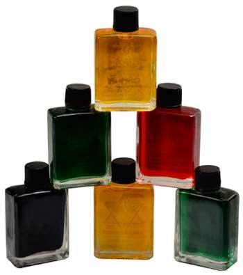 4 Dram Oils