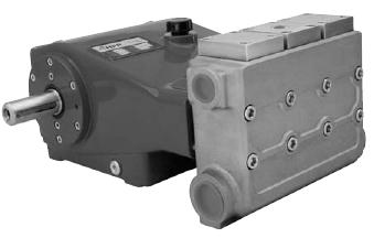 COMET EL SERIES PUMPS