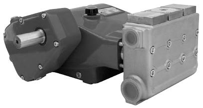 COMET PUMPS ELR SERIES