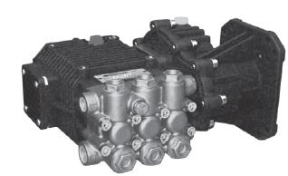 COMET GEAR BOX PUMPS