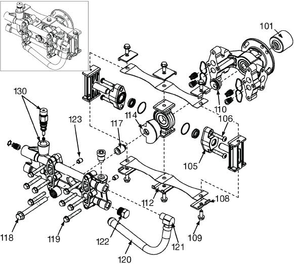 Honda Pressure Washer Parts Diagram Furthermore Honda Pressure