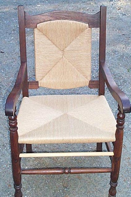 Rush, Fiber Rush, Ladder Back Chair Seat, Woven Chair Seat, Woven Seat  Replacement, Hand Weaving, Chair Caning