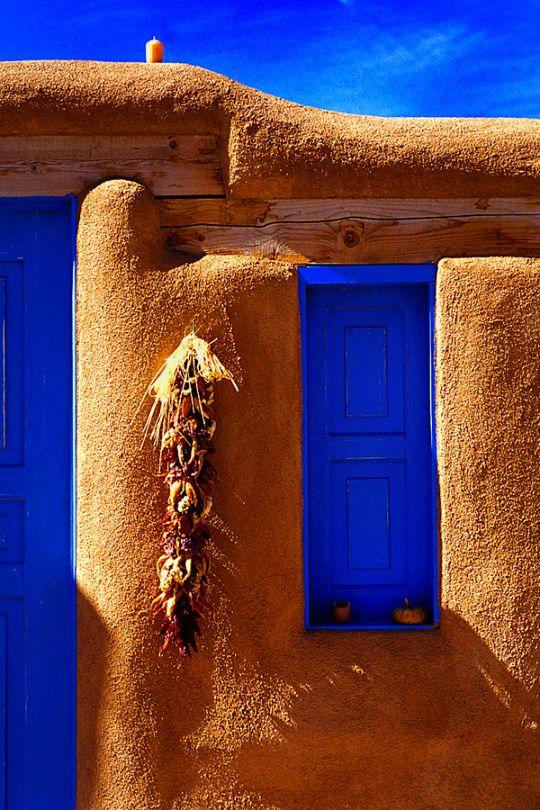Peppers & Door, Taos, NM