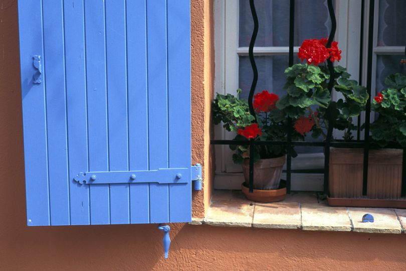 Shutters - St. Tropez, France