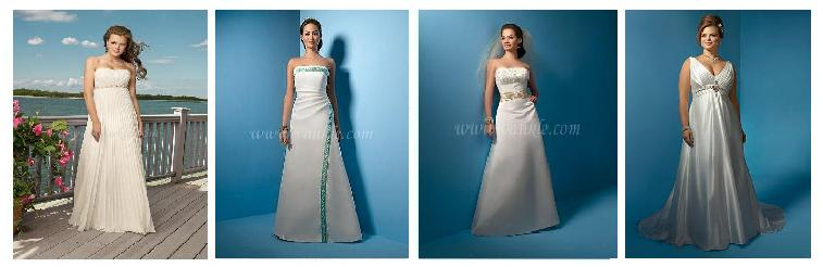 Wedding Dress Length - choosing the length that\'s right for your ...