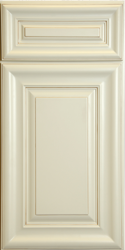 French Cream Door Kitchen Cabinet Discounts RTA Cabinets Kitchen