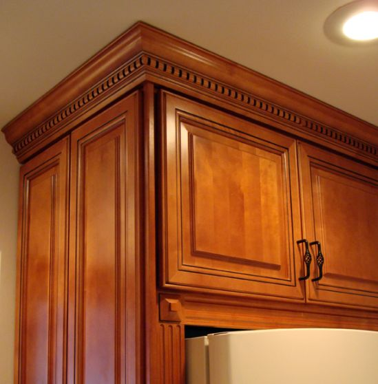 New Kitchen Cabinet Trim Molding Cabinets Ideas