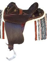 Australian stock saddle - Cliff Killeen Saddlery