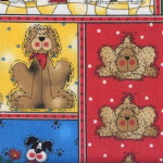 Dogs, Dogs, Dogs Fabric