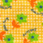 Little Daisies Fabric