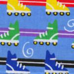 Roller Blades Fabric