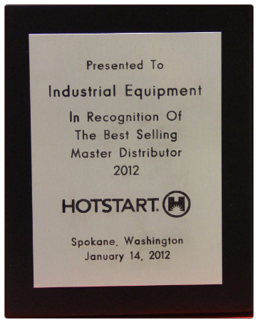 2012 Best Selling Master Distributor Award